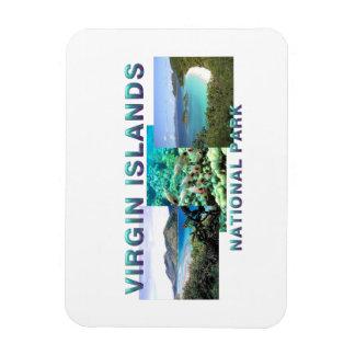 Magnet Flexible ABH Îles Vierges