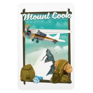 Magnet Flexible Affiche de voyage de la Nouvelle Zélande de