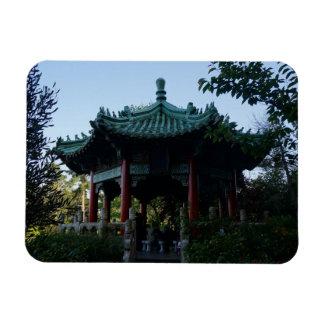 Magnet Flexible Aimant chinois du pavillon #2 de San Francisco