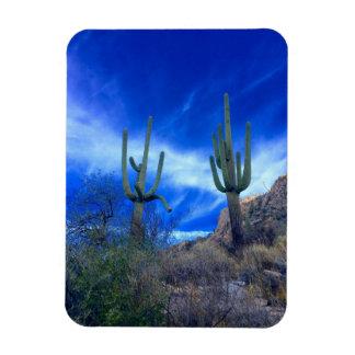 Magnet Flexible Aimant coloré de l'Arizona de désert de sud-ouest
