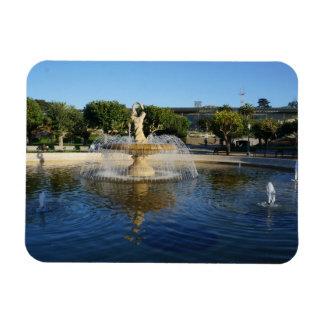 Magnet Flexible Aimant commémoratif de fontaine de SF Rideout