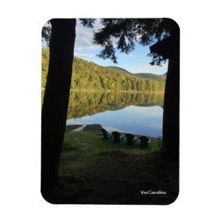 Magnet Flexible Aimant de cabine de vue de lac