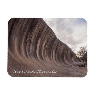 Magnet Flexible Aimant de l'Australie de roche de vague