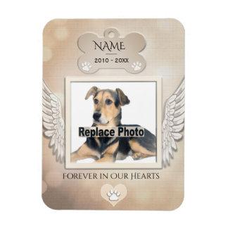 Magnet Flexible Aimant de mémorial de chien