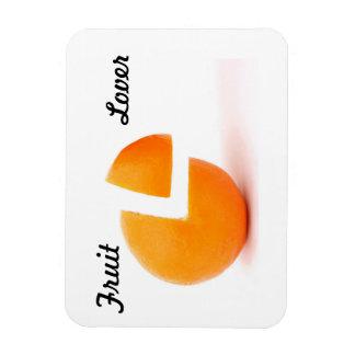 Magnet Flexible Aimant de photo d'amant de fruit