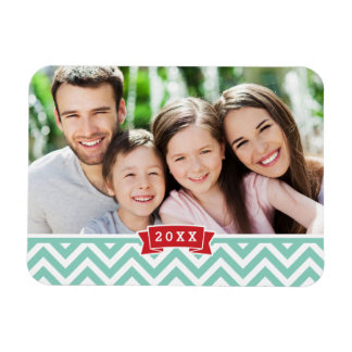 Magnet Flexible Aimant de photo de souvenir de vacances de Chevron