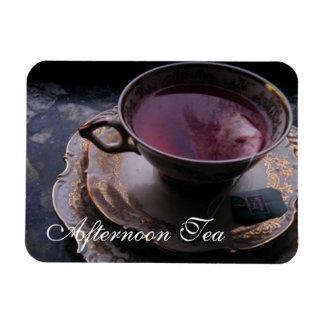 Magnet Flexible Aimant de photo de thé d'après-midi