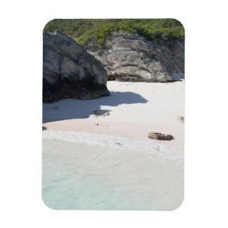 Magnet Flexible Aimant de plage et de photo de falaises