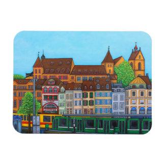 Magnet Flexible Aimant de rendez-vous de Barfüsserplatz par Lisa