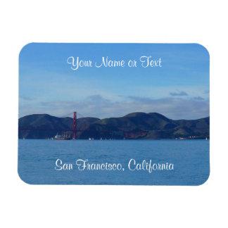Magnet Flexible Aimant de San Francisco golden gate bridge #3