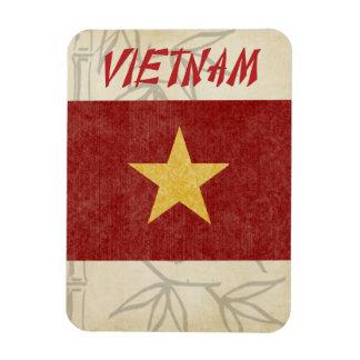 Magnet Flexible Aimant de souvenir du Vietnam