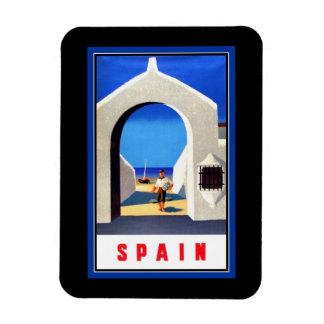 Magnet Flexible Aimant de tourisme de l'Espagne