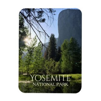 Magnet Flexible Aimant de touriste de parc national de Yosemite