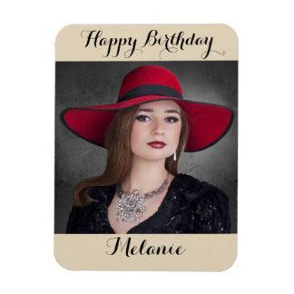Magnet Flexible Aimant d'image de joyeux anniversaire