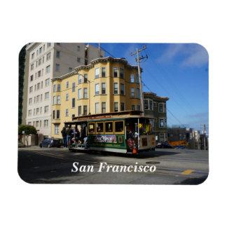 Magnet Flexible Aimant du funiculaire #4 de San Francisco