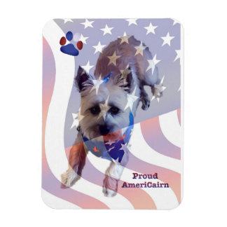 Magnet Flexible Aimant flexible de drapeau de Terrier de cairn de