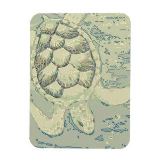 Magnet Flexible Aimant flexible de tortue de fantôme