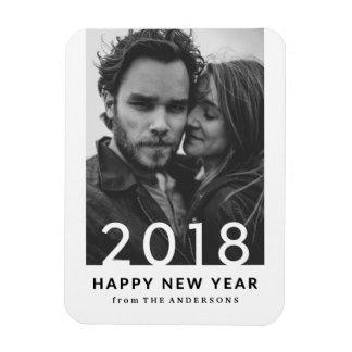 Magnet Flexible Aimant moderne de photo de vacances de 2018 %