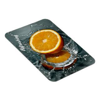 Magnet Flexible Aimant orange régénérateur de photo