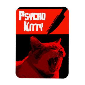 Magnet Flexible Aimant psychopathe de Kitty