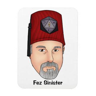 Magnet Flexible Aimant sinistre de Fez