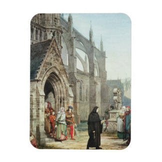 Magnet Flexible Alma-Tadema | Faust et marguerite des prés, 1857