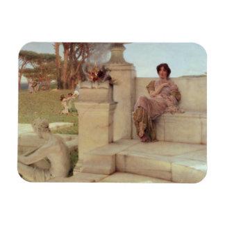 Magnet Flexible Alma-Tadema | la voix de Spring, 1908