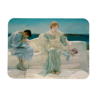 Magnet Flexible Alma-Tadema | ne me demandent pas plus, 1906