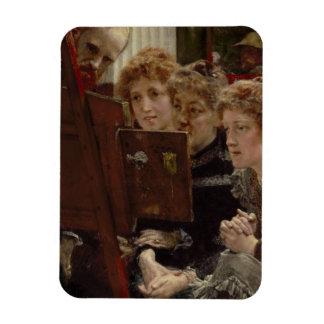 Magnet Flexible Alma-Tadema | par groupe de famille, 1896