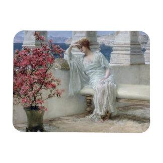 Magnet Flexible Alma-Tadema | ses yeux sont avec son thoughts�