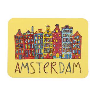 Magnet Flexible Amsterdam dans la mosaïque