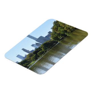 Magnet Flexible Architecture de New York City NYC de lac central