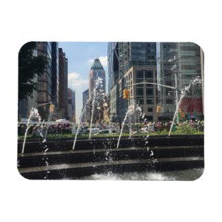 Magnet Flexible Architecture New York City NYC de cercle de