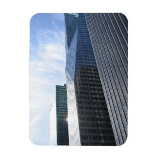 Magnet Flexible Architecture New York de Manhattan de gratte-ciel