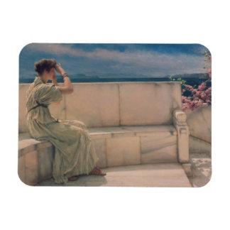 Magnet Flexible Attentes d'Alma-Tadema |, 1885