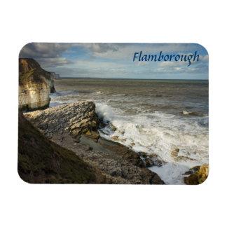 Magnet Flexible Baie de Thornwick en photo de souvenir de