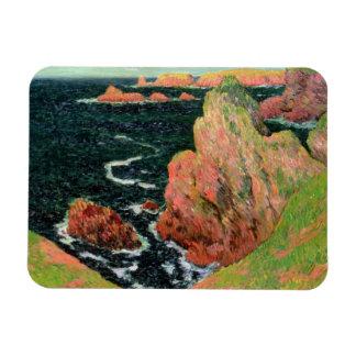 Magnet Flexible Belle Ile de Claude Monet  