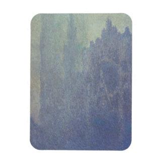 Magnet Flexible Cathédrale de Claude Monet | Rouen, temps brumeux