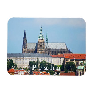 Magnet Flexible Château de Prague
