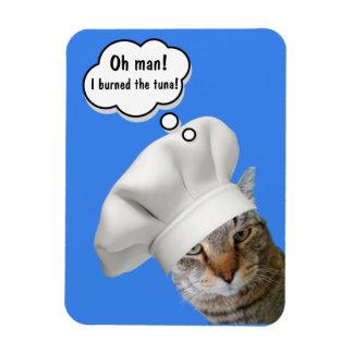 Magnet Flexible Chef drôle Rupie