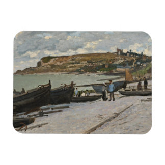 Magnet Flexible Claude Monet | Sainte-Adresse, 1867