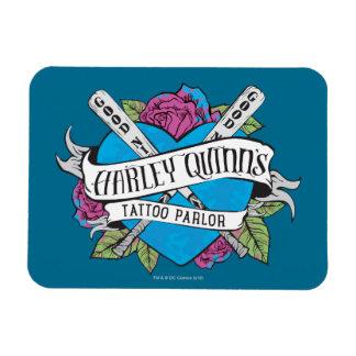 Magnet Flexible Coeur de salon de tatouage du suicide peloton |