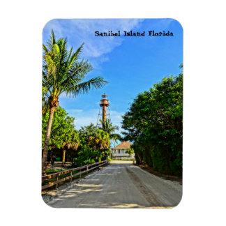 Magnet Flexible Côte du Golfe de la Floride de phare d'île de