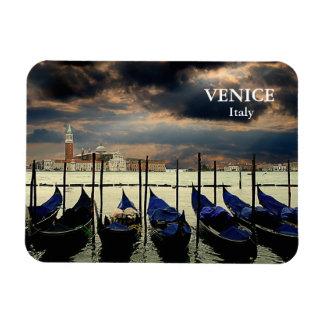 Magnet Flexible Coutume de tourisme de voyage de Venise Italie