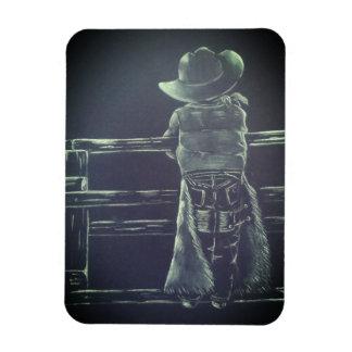 Magnet Flexible Cowboy de Lil (aimant)