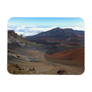 Magnet Flexible Cratère de volcan de Haleakala, Maui, Hawaï