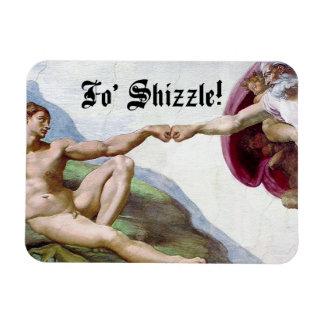 Magnet Flexible Création de Michaël Angelo de la bosse FO Shizzle