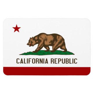 Magnet Flexible Drapeau de DRAPEAU de la CALIFORNIE -