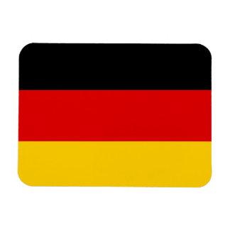 Magnet Flexible Drapeau de l'Allemagne