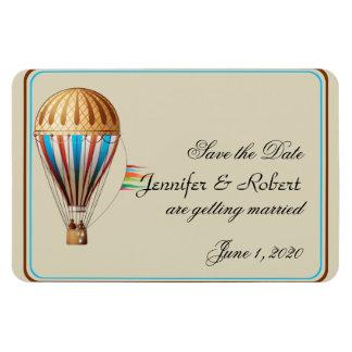 Magnet Flexible Économies chaudes vintages de mariage de ballon à